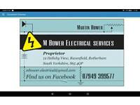 M Bower Electrical Services