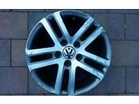 "VW Atlanta Alloy Wheel 16"""