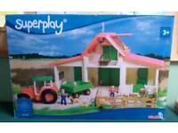 Superplay farm set