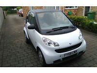 smart car pulse 37200 milage £1850