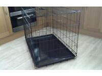 Dog cage/crate
