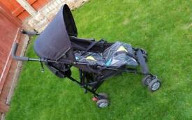 Child's buggy stroller pram