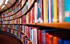 Having a declutter? Used Books Wanted.