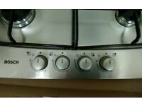 Bosch Gas Hob. Electronic ignition. Good condition