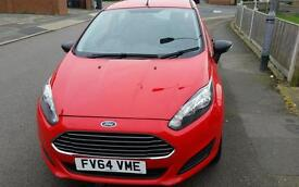 Ford Fiesta 2015 low mileage 9k only MINT condition Fully loaded
