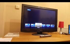 Panasonic Viera 32 Inch Lcd/led Full Hd 1080p Tv With Freeview Hd,Can Deliver