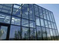 Curtain wall fixer aluminium doors and windows