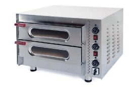 """Commercial Little Italy Midi Electric Pizza Oven 8 x 8"""""""