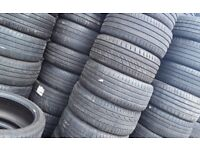 Part worn tyres / 255/35/18 / 225/40/18 touch stone tyres