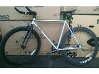 New Quella Kings TOP RATED FIXIE BIKE CHEAPEST PRICE ONLINE RRP £349