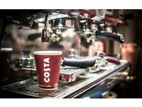 Barista wanted for fast pace customer facing role. Full and part time positions available