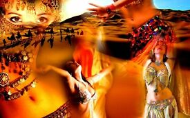 BELLY DANCE FOR BEGINNERS & MIXED LEVELS