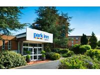 Commis Chef - Zero Hour - Park Inn by Radisson, Cardiff North