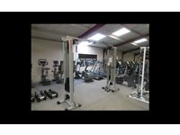 Complete commercial gym equipment for sale