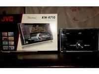 JVC radio KW-R710
