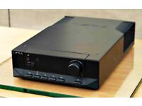 MISSION CYRUS 3 AMPLIFIER BLACK WITH PHONO TURNTABLE CONNECTION
