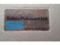 SYKES PICKAVANT CLUTCH ALIGNMENT TOOL (013701) Metric Set