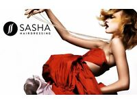 Sasha Hairdressing, New Hair Salon in Nottingham - 20% until 30th of September