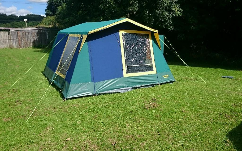 SUNNCAMP EUROPA 6 FRAME TENT | in Newcastle, Tyne and Wear | Gumtree