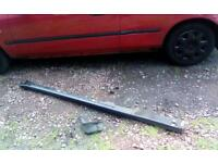 Honda civic 3 Dr pass side sill side skirt