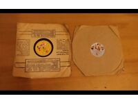 Masters Voice Walt Disney Pinocchio Soundtrack Records and other