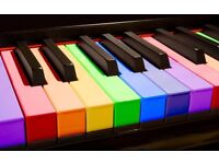 Piano Lessons Bournemouth - Engaging and experienced Teacher