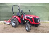 Siromer Compact 24hp Tractor, 2016 SELL OFF NOW, £5,495 + Vat Saving £1,250 END OF SEASON DEAL