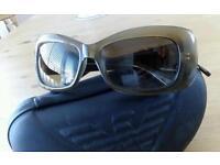 Emporio Armani sunglasses genuine £40