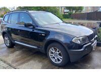 BMW X3 2004 Estate SE Auto 2.5 MOT Jan22