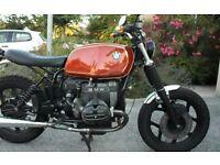 BMW RT 80 t .. Air head..classic bike. px