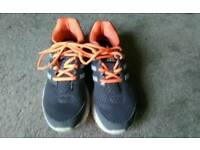 Ladies Adidas Trainers Size 4