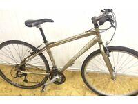 Trek 7.3 Hybrid Bike in Excellent Condition Size M/17