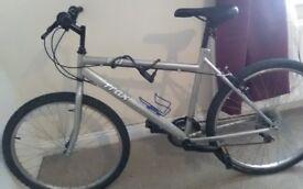Trax mountain bike 18 gears
