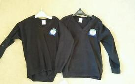 """Two x 30"""" bradon forest school jumpers"""