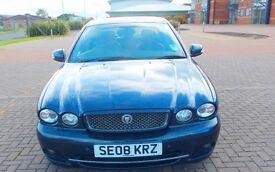 08 Jaguar X Type 2.0L Diesel SE