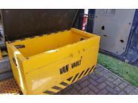 Van vault 2 toolbox with key