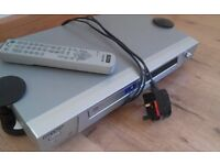 Sony DVD/CD Player with Wall Mount and Remote