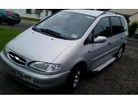 Ford galaxy 7 seater 1.9 tdi £425 ono trade ins accepted