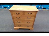 Quality Solid Pine Chest Of Draws Possible Delivery 07989088223