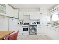 SPACIOUS 4 DOUBLE BEDROOM SPLIT LEVEL APARTMENT WITH BALCONY MOMENTS FROM MORNINGTON CRESCENT TUBE