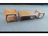 MULTIYORK SANTIAGO COFFEE TABLE MINDI TOP SANTIAGO SIDE TABLE MINDI TOP Rpr £750