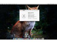 Macbook pro 15 Inch / quad core 2.2GHz processor i7 / 1GB Dual Graphics / 750 GB HD / 8GB RAM