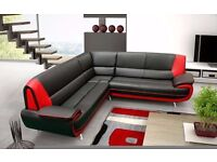 7days money back guarantee carol 32 or corner sofa suite - Couches For Sale Cheap