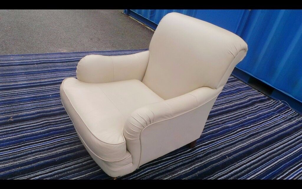 Marks And Spencer Howard Style Club Chair/Armchair/Leather,Can Deliver