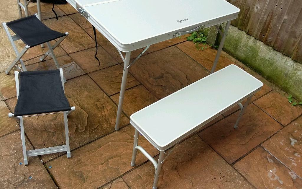 Hi gear elite picnic table set & Hi gear elite picnic table set | in Bramhall Manchester | Gumtree