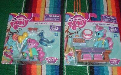 Pinkie Pie Cake (HASBRO MY LITTLE PONY MRS. DAZZLE CAKE & PINKIE PIE AGES)