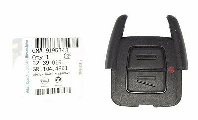 ORIGINAL OPEL GM  Abdeckung Autoschlüssel Fernbedienung Schlüssel Tastenfeld Fernbedienung Autoschlüssel