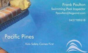 Swimming Pool Inspector Pacific Pines Gold Coast City Preview