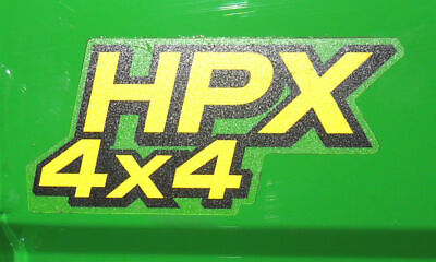 John Deere M160831 Hpx 4x4 Decal - Gators Hpx 4x4 - Serial S Above 090000
