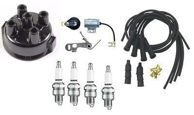 Delco Distributor Tune Up Kit Ih Farmall 100 130 140 200 230 240 300 330